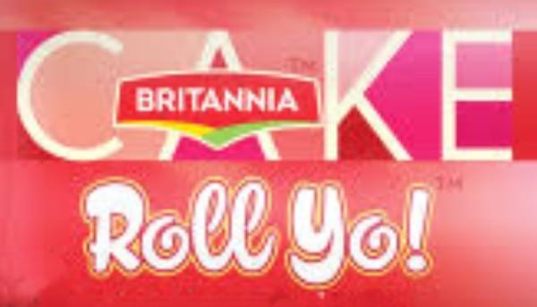 Britannia Cake Roll Yo