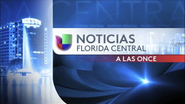 Wven noticias univision florida central 11pm package 2013