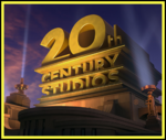 20th Century Studios Color Print Logo
