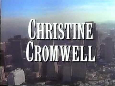 Christine Cromwell