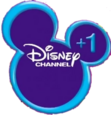 Disney Channel +1 (2002-2007) Logo