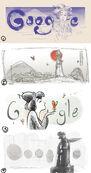 Google Tamaki Miura's 132nd Birthday (Storyboards)
