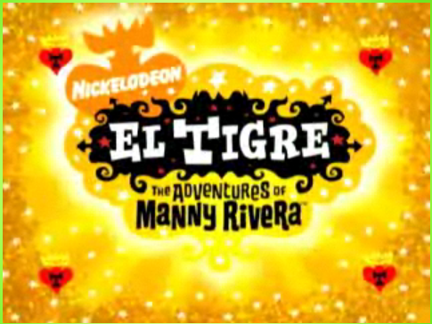El Tigre: The Adventures of Manny Rivera
