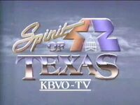 KBVO Spirit of Texas 1986 ID
