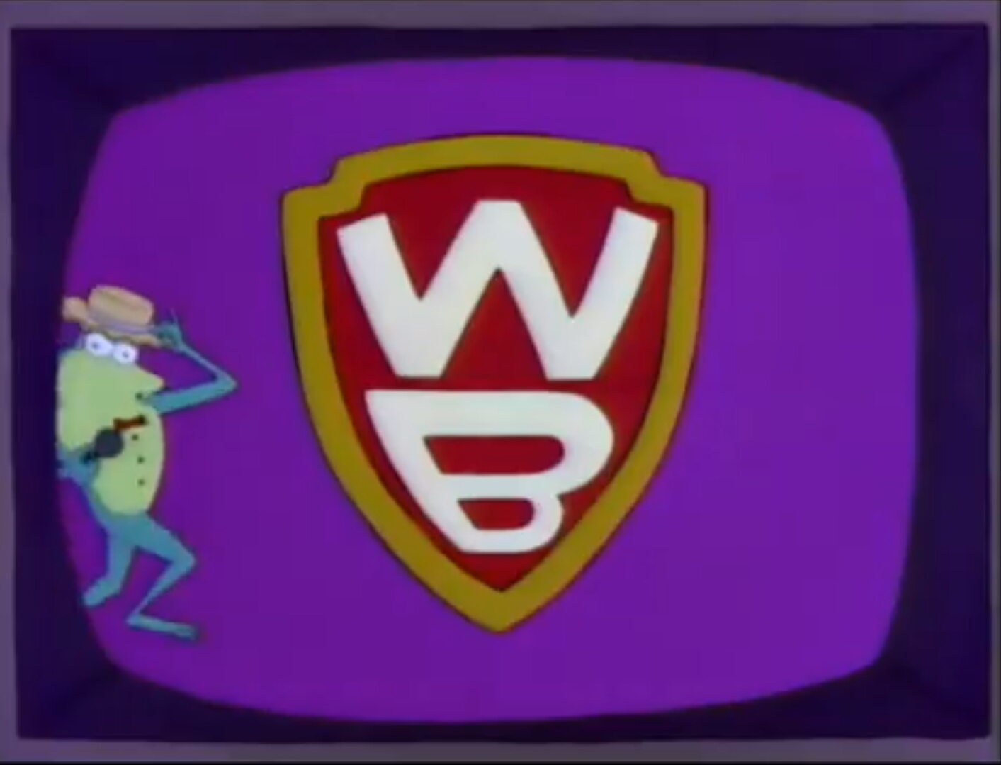 The Warner Brothers Network (The Simpsons)
