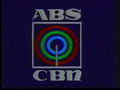 ABS-CBN 3D Logo (1989)