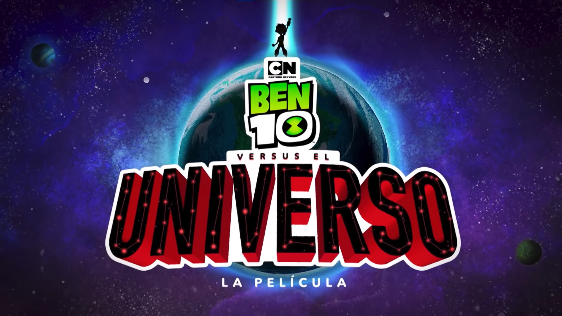 Ben 10 Versus the Universe: The Movie/International Titles