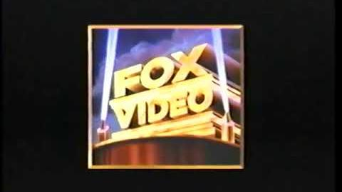 From FoxVideo (1994)