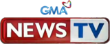 GMA News TV 3D Logo 2015