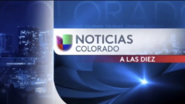Kcec noticias univision colorado 10pm package 2013