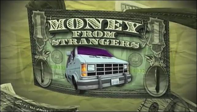 Money From Strangers