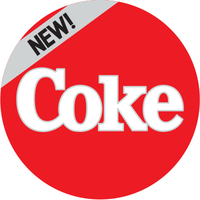 New Coke icon