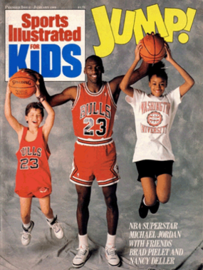 Sports Illustrated for Kids Premier Issue.png