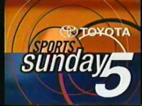 WEWS Toyota Sports Sunday