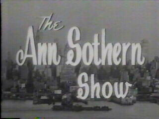 The Ann Southern Show