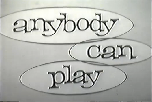 Anybody Can Play