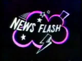 Sesame Street News Flash