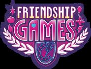 Friendship Games Updated logo
