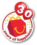 Happymeal30th