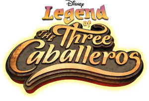 Legend of the Three Caballeros logo.png