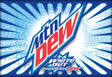 Mountain Dew White Out
