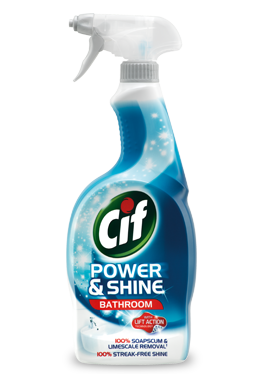 Cif Power & Shine Bathroom