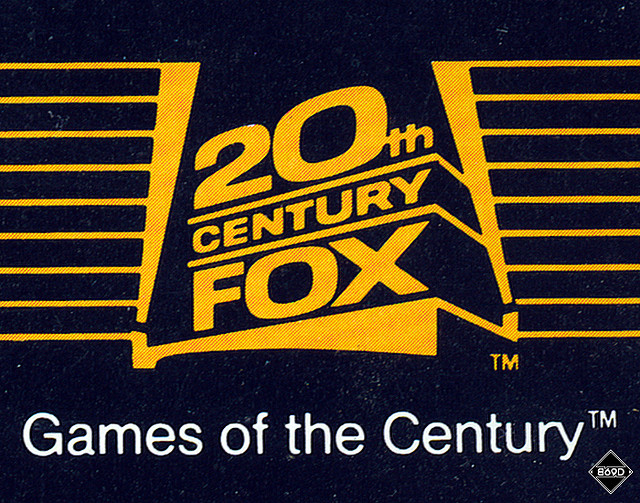 20th Century Fox: Games of the Century