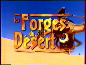 Les forges du désert
