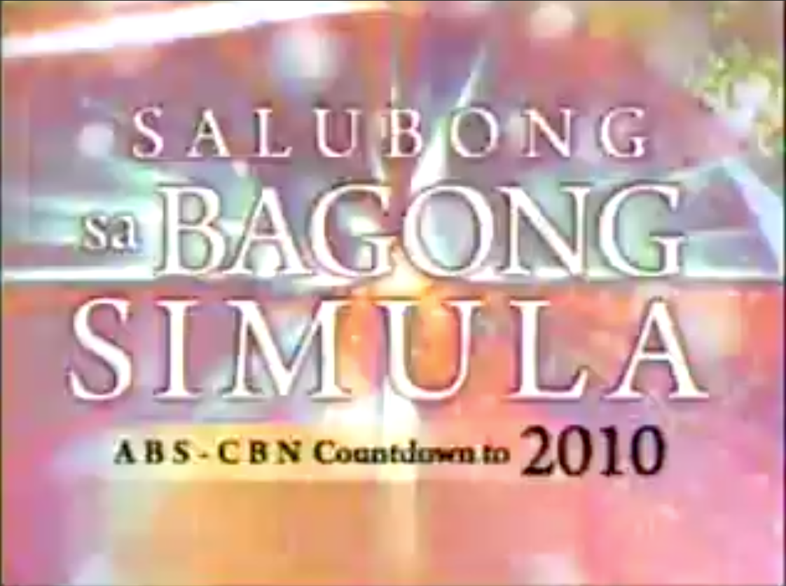 ABS-CBN New Year's Countdown Special