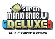 NSMBUDX Japanese Logo