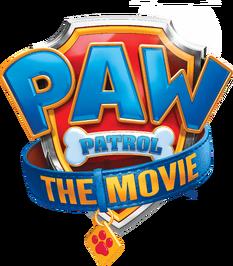 Paw Patrol; The Movie Logo (2021).png