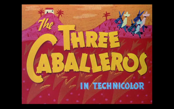 The Three Caballeros Logo 1944.png