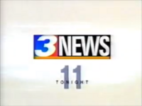 WKYC Channel 3 News 11PM Tonight 1999