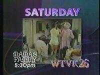 WTVK Mamas Family 88 Promo