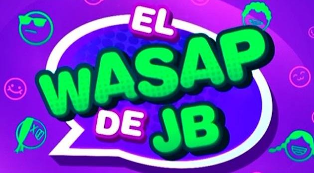 El Wasap de JB