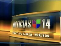 Kdtv noticias univision 14 6pm package 2006