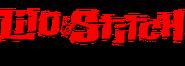 Lilo & Stitch The Series Disney+ wordmark