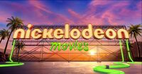 Sponge on the run Nickelodeon Movies logo