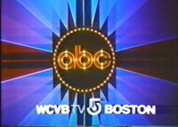 WCVB-TV 5 You and Me and ABC 1980