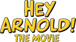 Hey Arnold movie transparent logo.png