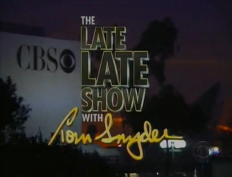 The Late Late Show (CBS TV series)