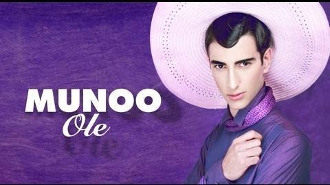 Mundo Ole on-air branding