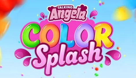Talking Angela Color Splash