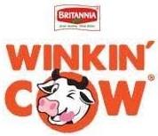 Britannia Winkin' Cow