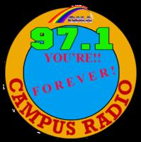 Campus Radio 97.1 Laoag Logo 1992.png
