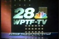 WPTF-TV 28 Come Home To The Best 1988