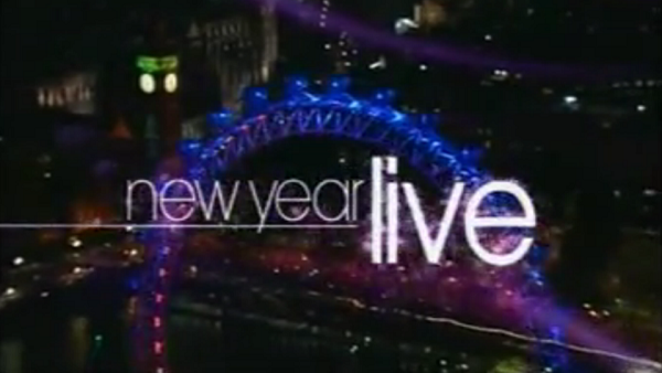 BBC's New Year's Eve