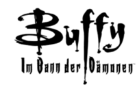 Buffy german logo