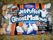 Jet Puffed Ghost Mallows