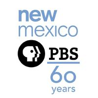 New Mexico PBS 60 Years Logo